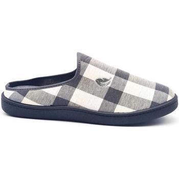 Zapatos Hombre Pantuflas Roal 12321 Gris