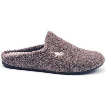 Zapatos Hombre Pantuflas Roal 30108 Marrón
