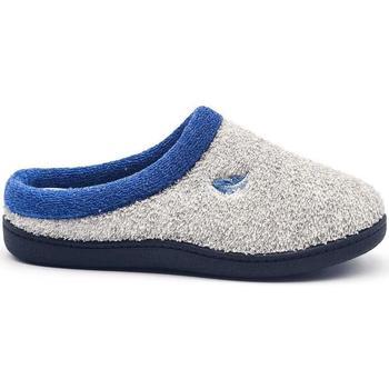 Zapatos Mujer Pantuflas Roal 12304 Gris
