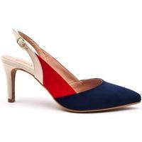 Zapatos Mujer Zapatos de tacón Daniela Vega A022396 Azul