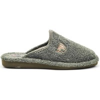 Zapatos Hombre Pantuflas Berevere V7402 Verde