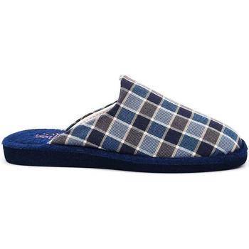 Zapatos Hombre Pantuflas Berevere 1800 Azul