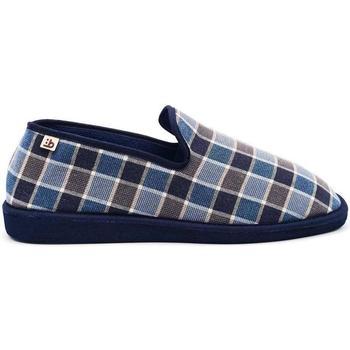 Zapatos Hombre Pantuflas Berevere 1150 Azul