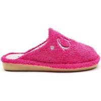 Zapatos Mujer Pantuflas Berevere V1409 Rosa