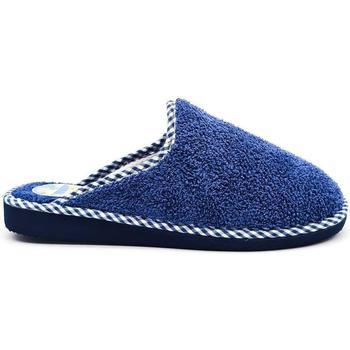 Zapatos Mujer Pantuflas Berevere V1435 Azul