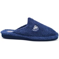 Zapatos Hombre Pantuflas Berevere V7402 Azul
