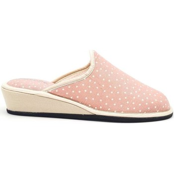 Zapatos Mujer Pantuflas Berevere V1450 Naranja