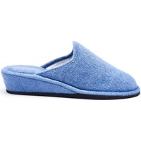 Zapatos Mujer Pantuflas Berevere V0450 Azul