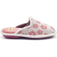 Zapatos Mujer Pantuflas Cosdam 4035 Violeta
