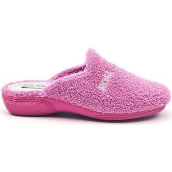 Zapatos Mujer Pantuflas Roal 754 Rosa