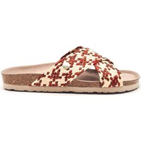 Zapatos Mujer Zuecos (Mules) Genuins G103392 Beige