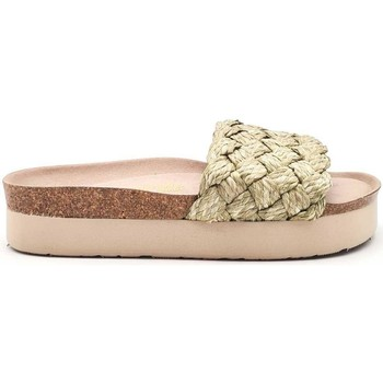 Zapatos Mujer Zuecos (Mules) Genuins G103851 Verde