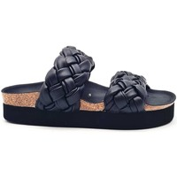 Zapatos Mujer Zuecos (Mules) Genuins G103712 Negro