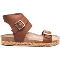 Zapatos Mujer Sandalias Genuins G103686 Marrón