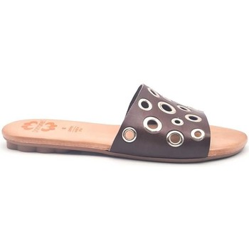 Zapatos Mujer Zuecos (Mules) Porronet 2706-008-110 Marrón