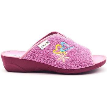 Zapatos Mujer Pantuflas Cosdam 0816 Rosa