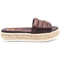Zapatos Mujer Zuecos (Mules) Porronet 2768 Marrón