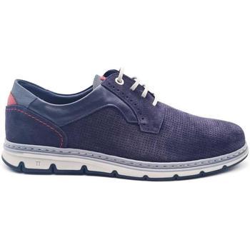 Zapatos Hombre Derbie Notton 1006 Azul