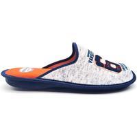Zapatos Hombre Pantuflas Cosdam 1455 Azul