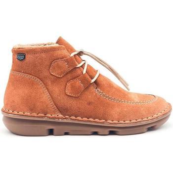 Zapatos Mujer Botines On Foot 30500 Marrón