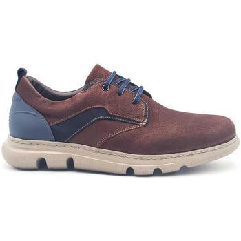 Zapatos Hombre Derbie On Foot 12001 Marrón