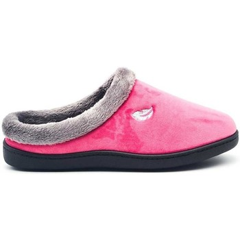 Zapatos Mujer Pantuflas Roal 12230 Rosa