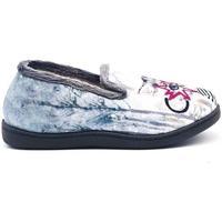 Zapatos Mujer Pantuflas Roal 12215 Gris
