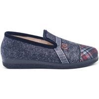 Zapatos Hombre Pantuflas Roal 873 Negro