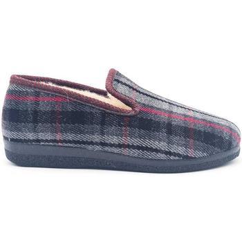 Zapatos Hombre Pantuflas Roal 872 Gris