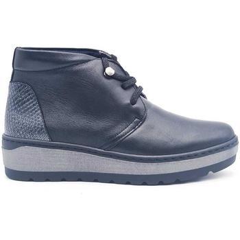 Zapatos Mujer Botines Notton 2808 Negro