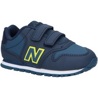 Zapatos Niños Multideporte New Balance IV500WNN Azul