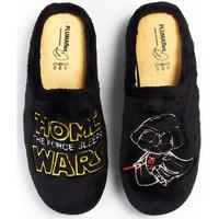 Zapatos Hombre Pantuflas Plumaflex By Roal Zapatillas De Casa Roal 12227 Negro Negro