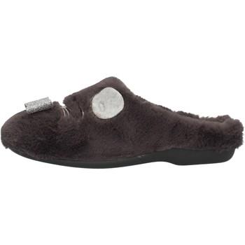 Zapatos Mujer Pantuflas Grunland - Pantofola grigio CI2479 GRIGIO