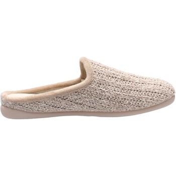 Zapatos Mujer Pantuflas Grunland - Pantofola beige CI2409 BEIGE