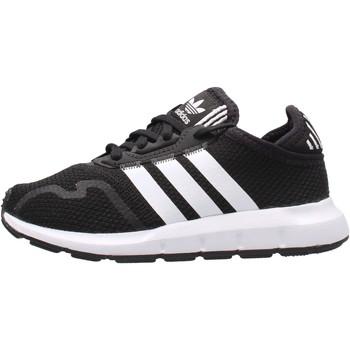 Zapatos Niño Running / trail adidas Originals - Swift run nero FY2166 NERO
