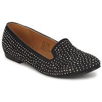 Zapatos Mujer Bailarinas-manoletinas Buffalo DUKKE Negro
