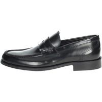 Zapatos Hombre Mocasín Hudson 100 Negro