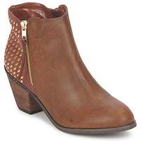 Zapatos Mujer Botines Blink MARA Camel