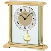Relojes & Joyas Relojes analógicos Ams 1143, Quartz, Gold, Analogue, Modern Oro