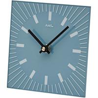 Relojes & Joyas Relojes analógicos Ams 1157, Quartz, Blue, Analogue, Modern Azul
