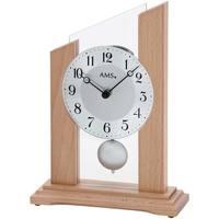 Relojes & Joyas Relojes analógicos Ams 1171, Quartz, Brown, Analogue, Modern Marrón