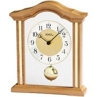 Relojes & Joyas Relojes analógicos Ams 1174/18, Quartz, Brown, Analogue, Classic Marrón