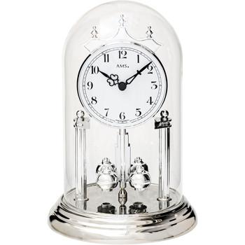 Relojes & Joyas Relojes analógicos Ams 1206, Quartz, White, Analogue, Classic Blanco