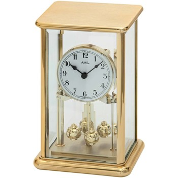 Relojes & Joyas Relojes analógicos Ams 1211, Quartz, White, Analogue, Classic Blanco