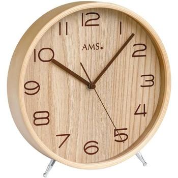 Relojes & Joyas Relojes analógicos Ams 5118, Quartz, Brown, Analogue, Classic Marrón