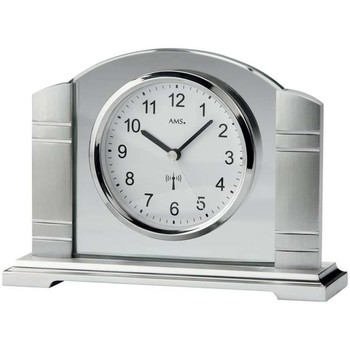 Relojes & Joyas Relojes analógicos Ams 5142, Quartz, White, Analogue, Modern Blanco