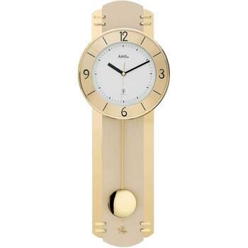 Relojes & Joyas Relojes analógicos Ams 5293, Quartz, White, Analogue, Modern Blanco