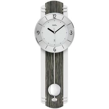 Relojes & Joyas Relojes analógicos Ams 5294, Quartz, White, Analogue, Modern Blanco