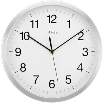 Relojes & Joyas Relojes analógicos Ams 5525, Quartz, White, Analogue, Modern Blanco