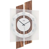 Relojes & Joyas Relojes analógicos Ams 5531, Quartz, White, Analogue, Modern Blanco